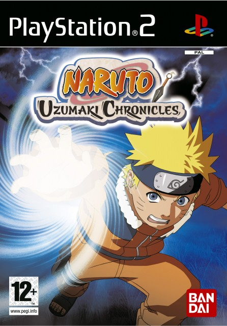 Studio Pierrot, Naruto, Naruto Uzumaki, Video Game Cover