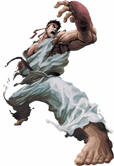 Capcom, Street Fighter x Tekken, Street Fighter, Ryu