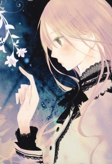 Earl and Fairy, Lydia Carlton, Manga Cover