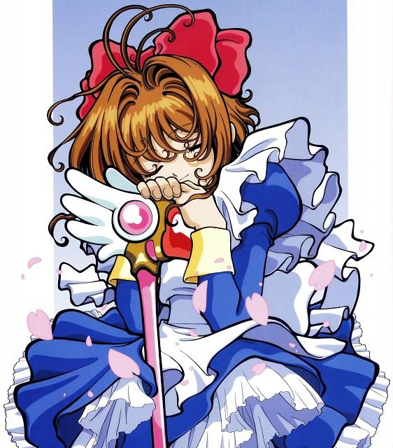 CLAMP, Madhouse, Cardcaptor Sakura, Cheerio! 2, Sakura Kinomoto