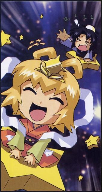 As' Maria, Mobile Suit Gundam SEED Destiny, Cagalli Yula Athha, Athrun Zala