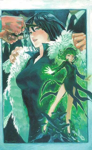 Yuusuke Murata, Onepunch-Man, Tatsumaki, Jigoku no Fubuki