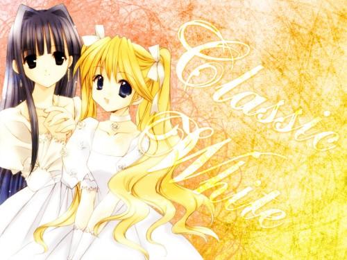 Aoi Nanase, Angel Dust, Marino Kirashima, Musia Haga Wallpaper