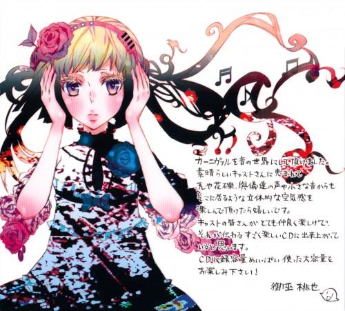 Touya Mikanagi, Karneval, Tsukumo, Album Cover