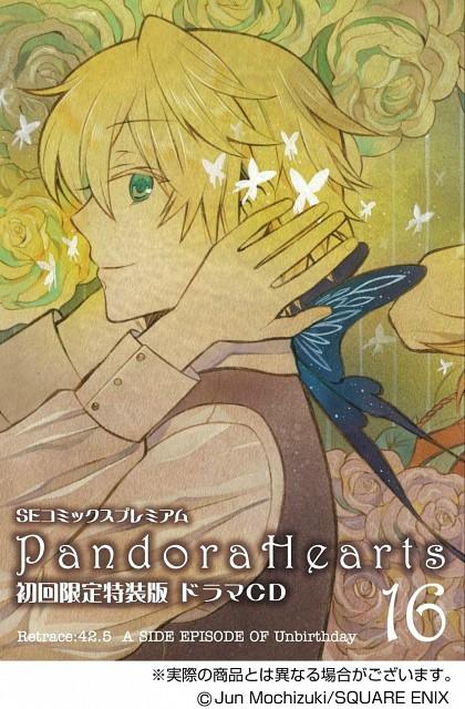 Jun Mochizuki, Xebec, Pandora Hearts, Oz Vessalius