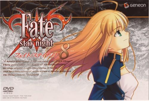TYPE-MOON, Studio Deen, Fate/stay night, Saber