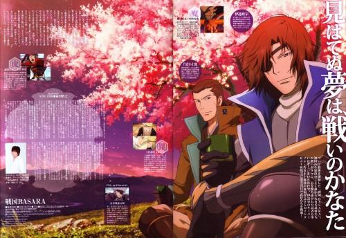 Makoto Tsuchibayashi, Capcom, Sengoku Basara, Kojuro Katakura, Masamune Date