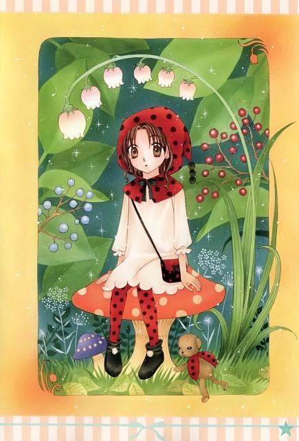 Tachibana Higuchi, Gakuen Alice, Graduation - Gakuen Alice Illustration Fan Book, Mr. Bear, Mikan Sakura