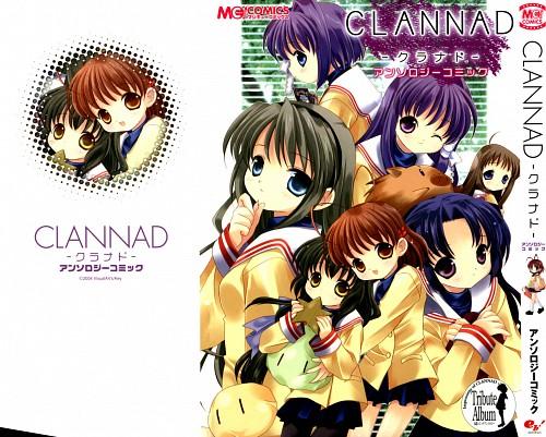 Yuiko Tokumi, Clannad, Kotomi Ichinose, Nagisa Furukawa, Fuko Ibuki